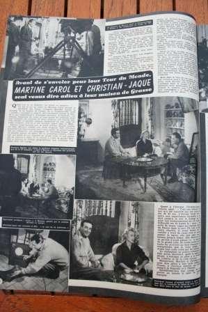 Martine Carol Christian Jaque