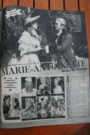 Michele Morgan Richard Todd Marie Antoinette