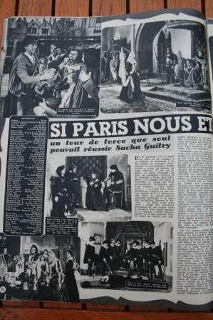Sacha Guitry Si Paris M'Était Conté
