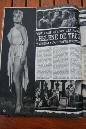 Rossana Podesta Helen Of Troy