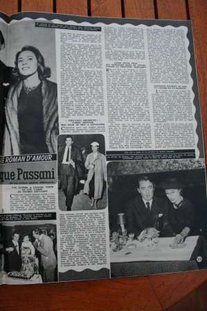 Gregory Peck Veronique Passani