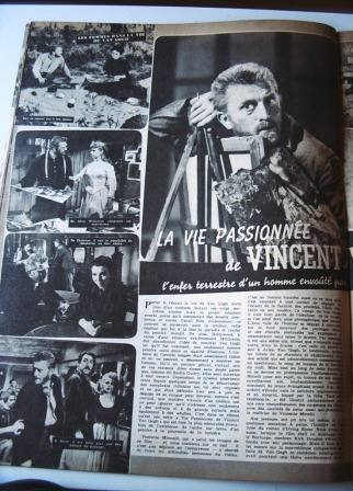Kirk Douglas Vincent Van Gogh