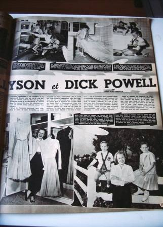 June Allyson Dick Powell