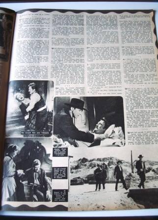 Burt Lancaster Kirk Douglas Rhonda Fleming