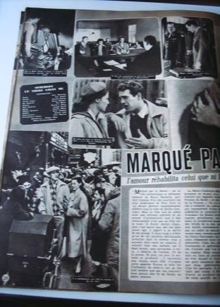 Pier Angeli Paul Newman