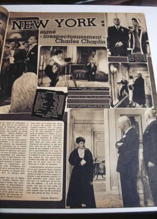 Charles Chaplin Dawn Addams