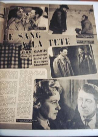 Jean Gabin Simenon