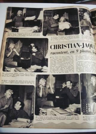 Christian-Jaque Martine Carol