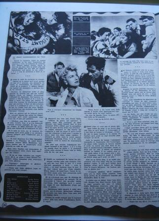 Tyrone Power Mail Zetterling Stephen Boyd