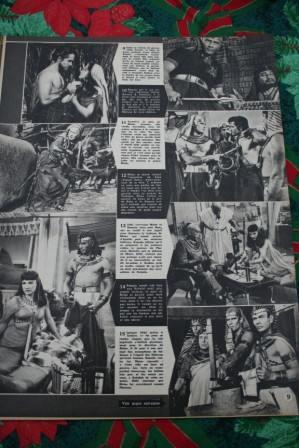 Ten Commandments Yul Brynner Charlton Heston