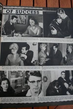 Burt Lancaster Tony Curtis Jay Adler
