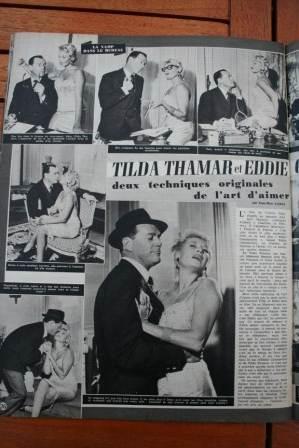 Eddie Constantine Tilda Thamar