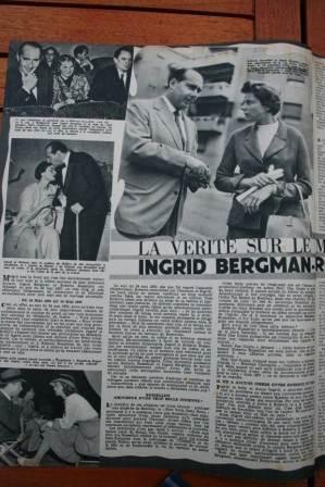 Ingrid Bergman Rossellini