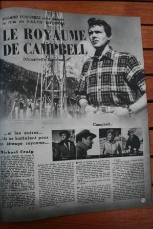Dirk Bogarde Stanley Baker Michael Craig