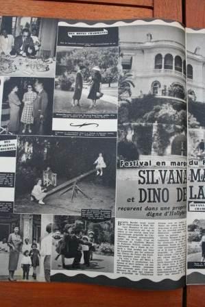 Silvana Mangano Dino De Laurentis