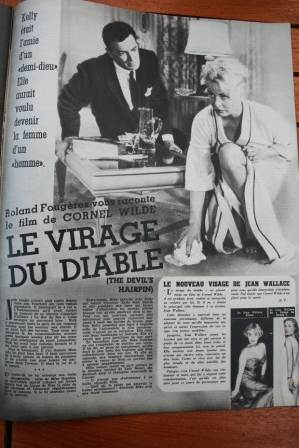 Cornel Wilde Jean Wallace Mary Astor