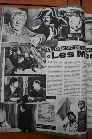 Jean Gabin Les Miserables