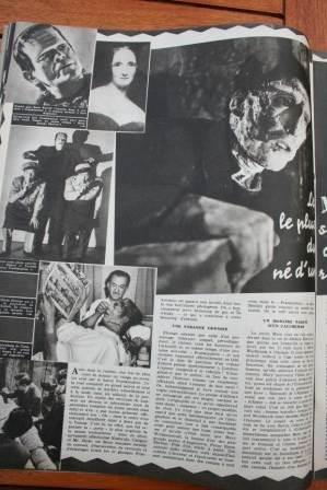 Boris Karloff Frankenstein Abbott Costello