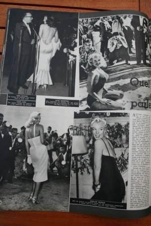 Marilyn Monroe Jayne Mansfield Diana Dors