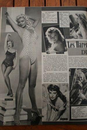Marilyn Monroe Jayne Mansfield