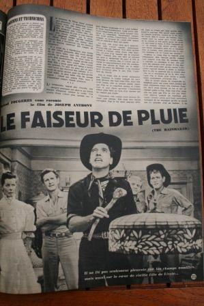 Burt Lancaster Katharine Hepburn Rainmaker