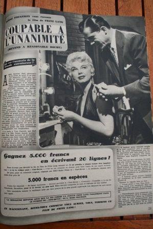 Dana Andrews Joan Fontaine Barbara Nichols