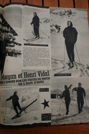 Michele Morgan Henri Vidal