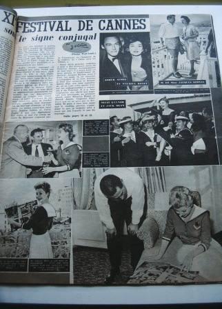 Festival De Cannes 1958