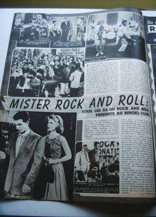 Alan Freed Mister Rock 'n Roll
