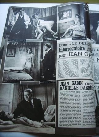 Jean Gabin Nadja Tiller