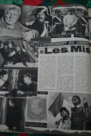 Les Miserables Victor Hugo Jean Gabin Bourvil