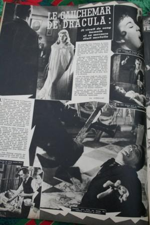 Christopher Lee Peter Cushing Dracula