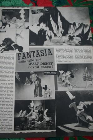 Fantasia Walt Disney