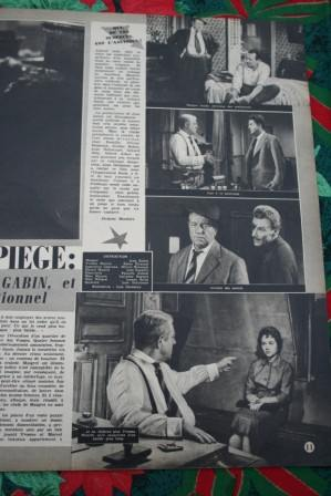 Jean Gabin Maigret Tend Un Piege