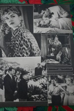 Mylene Demongeot Henri Vidal