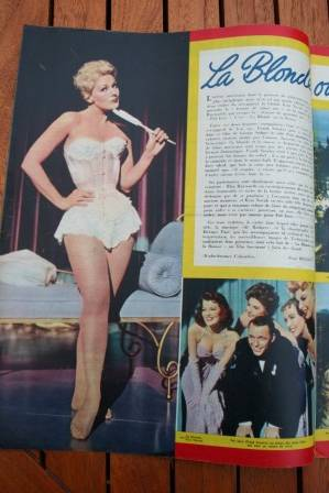 Kim Novak Rita Hayworth