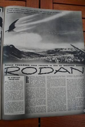 Rodan The Flying Monster Inoshiro Honda