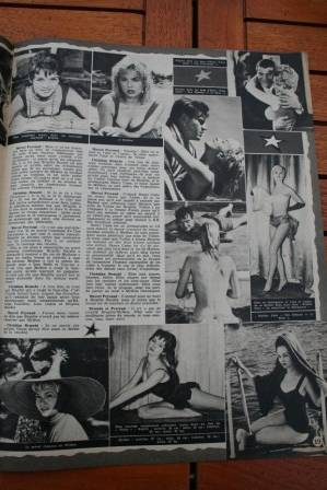 Brigitte Bardot Mylene Demongeot