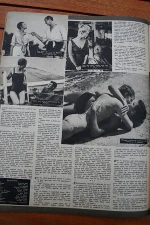 Deborah Kerr Jean Seberg Mylene Demongeot