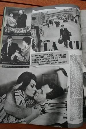 Sophia Loren William Holden