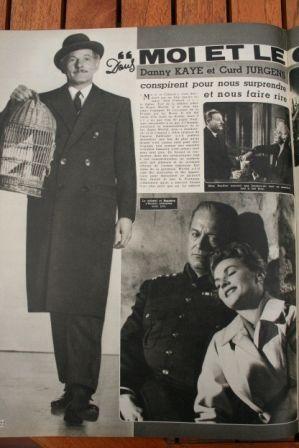 Danny Kaye Curd Jurgens