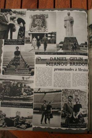 Mijanou Bardot Daniel Gelin