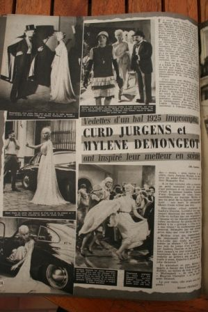 Mylene Demongeot Curd Jurgens