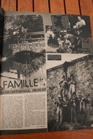 Pierre Brasseur Gino Cervi Sans Famille