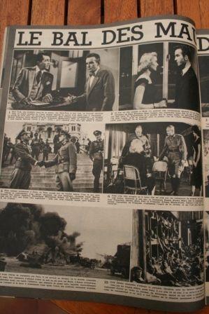 Montgomery Clift Marlon Brando Dean Martin
