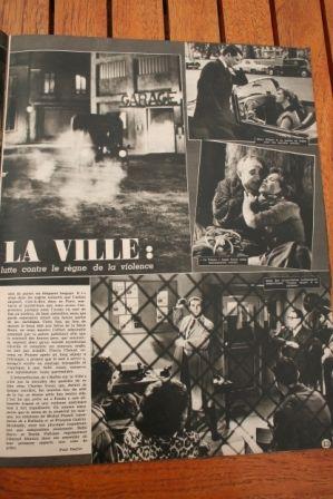 Charles Vanel Bella Darvi Michel Piccoli