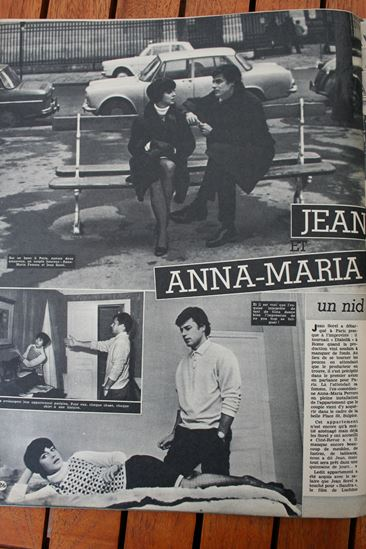 Jean Sorel Anna Maria Ferrero