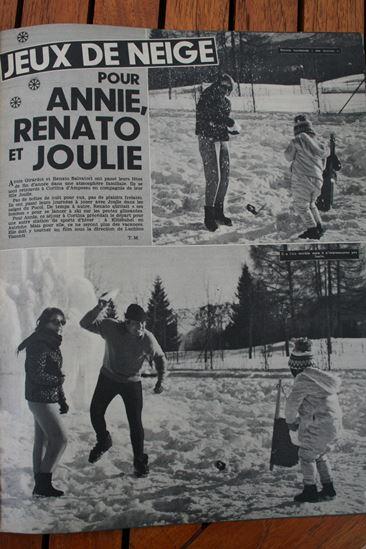 Annie Girardot Renato Salvatori