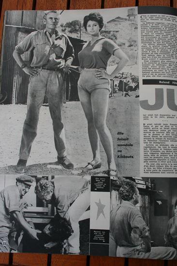 Sophia Loren Peter Finch Jack Hawkins