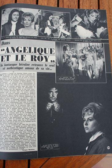 Michèle Mercier Angélique et le roy